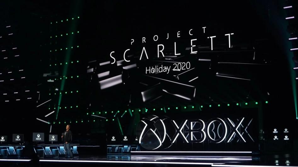 project scarlett e3 2019