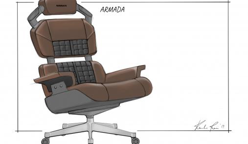 nissan esports concept armada