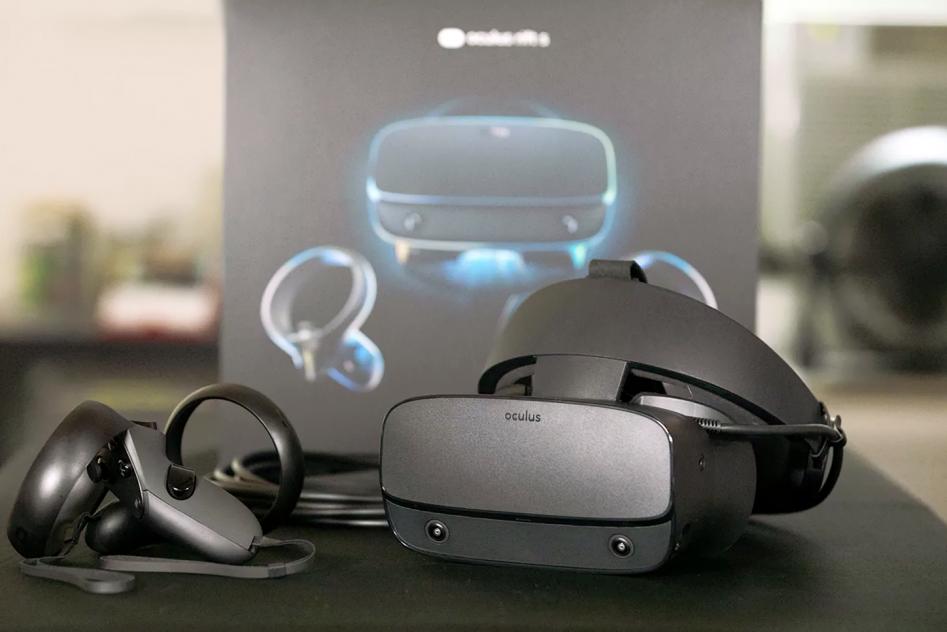 Купить Oculus Rift S