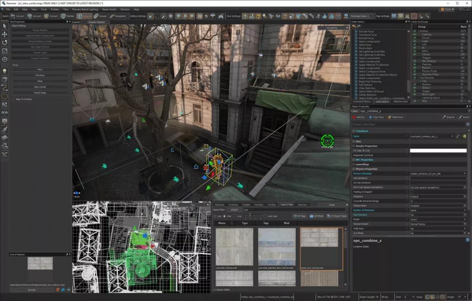 Source 2 редактор для VR игр