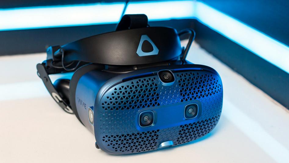 Vive Cosmos - гарнитура без необходимости расставлять датчики по комнате