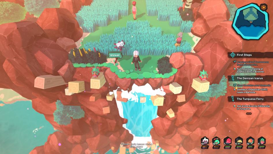Temtem – Покемоны для PC в Steam