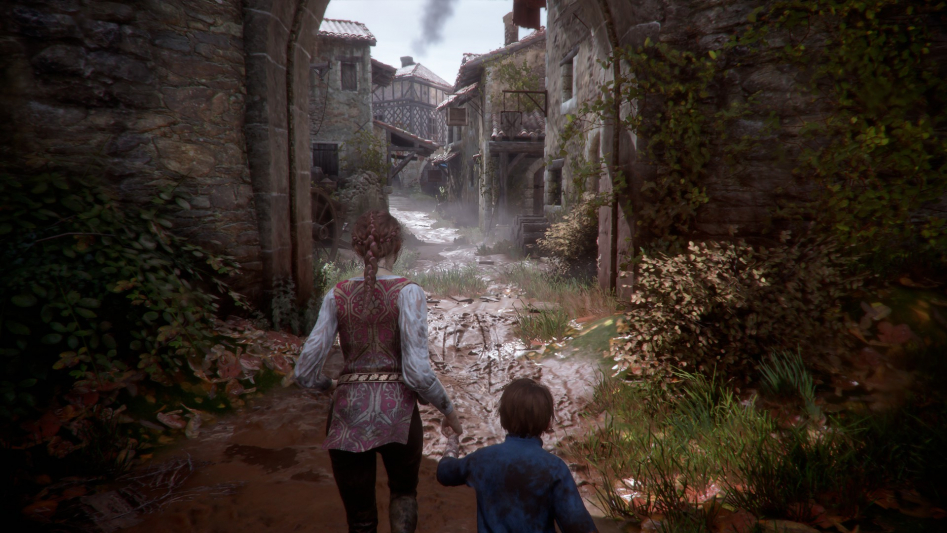 A Plague tale: Innocence, или луч света, спасающий от надвигающейся чумы