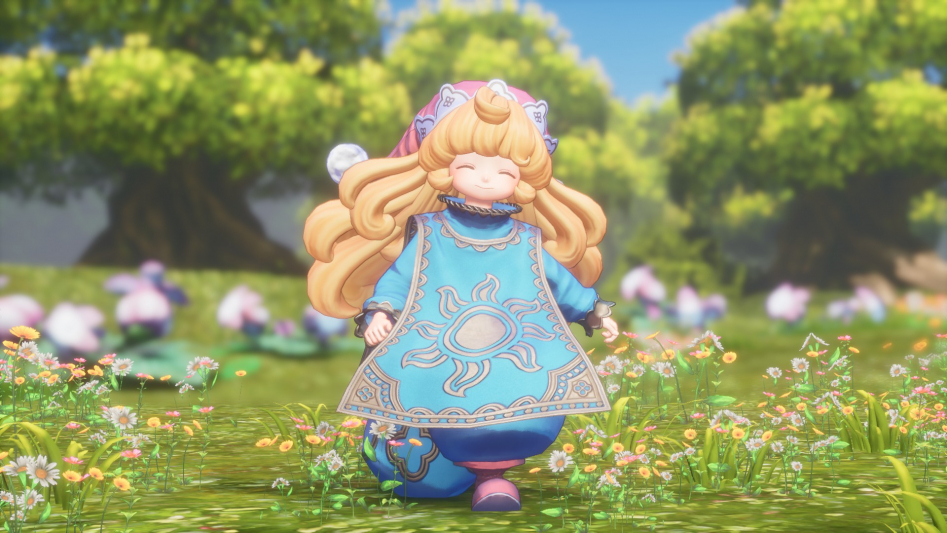 Trials of Mana Charlotte