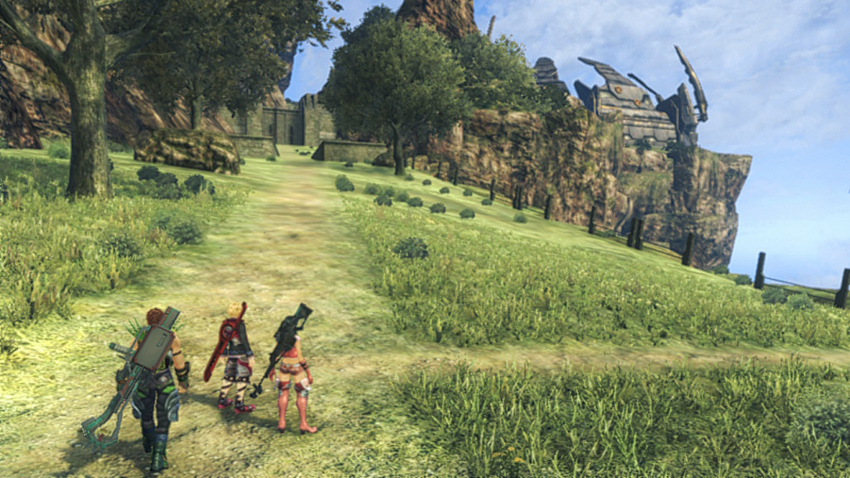 JRPG Done Right! Xenoblade Chronicles: Definitive Edition