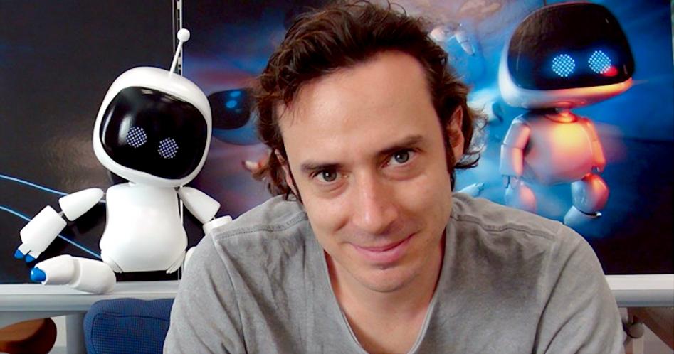 Интервью с Николасом Дусе: магия PS5-контроллера DualSense в Astro's Playroom