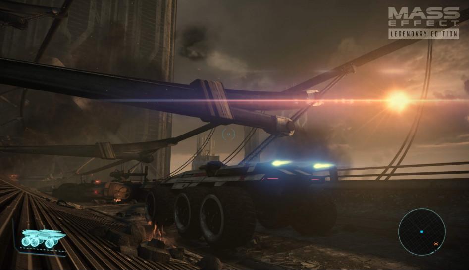 BioWare выпустит ремастер трилогии Mass Effect с подзаголовком Legendary Edition