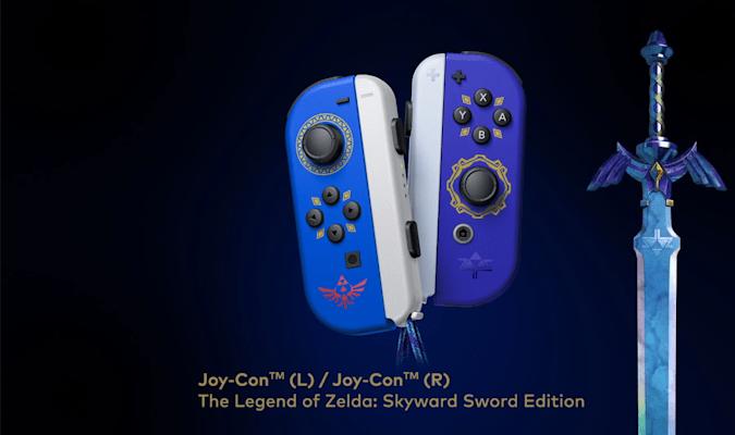Ремастер The Legend of Zelda: Skyward Sword выйдет 16 июля