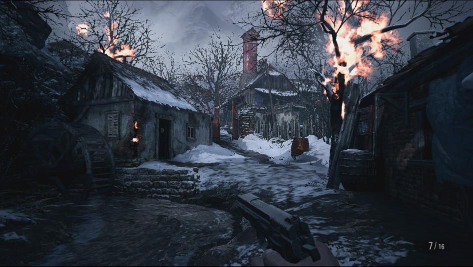 Resident Evil Village: классическая теория страха