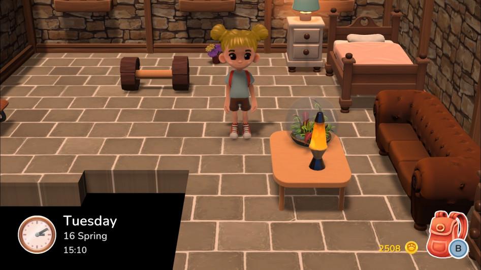 Обзор Hokko Life: симулятор вора уличных фонарей