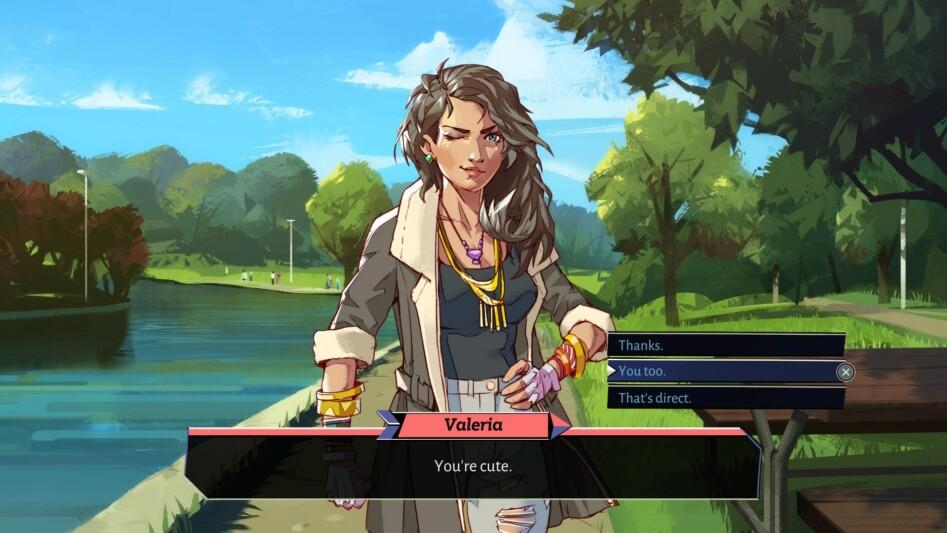 Обзор Boyfriend Dungeon: стальная романтика