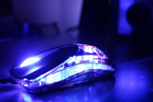 киберспортивная мышка