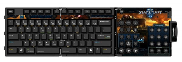 прогеймерская клавиатура