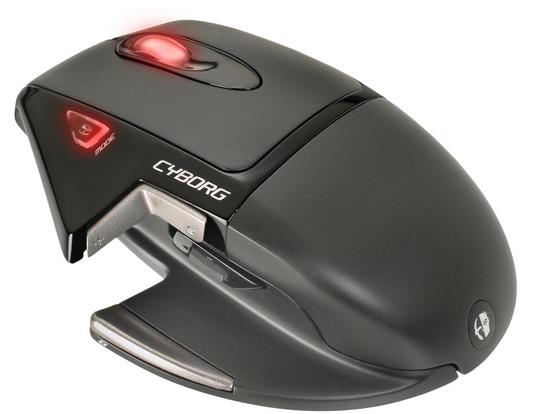 игровая мышка Cyborg от Saitek