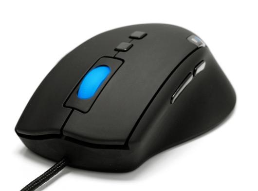 qpad 5k игровай мышь