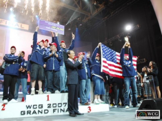 WCG 2007 Grand Final