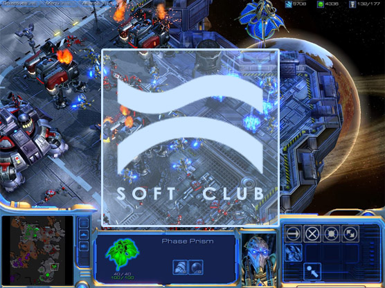 softclub starcraft 2